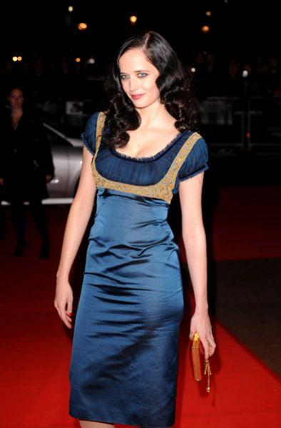 Ева Грин на London Film Festival