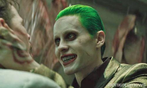 Джаред Лето пугал прохожих смехом Джокера