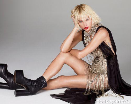 Тейлор Свифт в журнале Vogue: о жизни, слухах и Келвине Харрисе