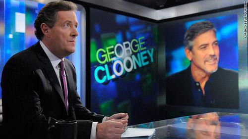 Джордж Клуни подходит к вопросу о своей болезни с юмором