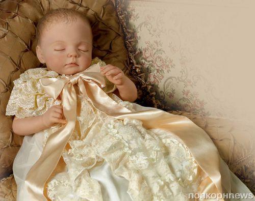 К Рождеству создали игрушечного принца Георга