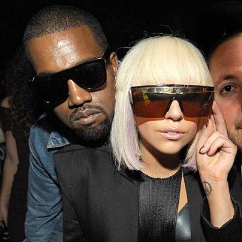 Промо-видео для нового тура Кани Веста и Lady GaGa