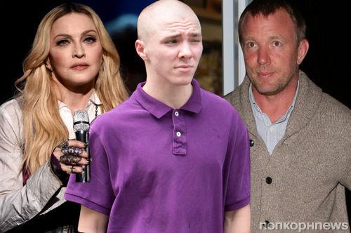 Мадонна передумала судиться с бывшим мужем из-за опеки над сыном
