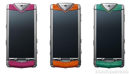 «Сладкие» телефоны от Vertu
