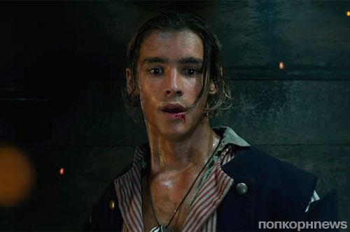 Видео: тизер-трейлер «Пираты Карибского моря: мертвецы не рассказывают сказки»