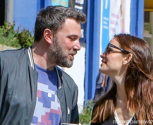 Бен Аффлек и Дженнифер Гарнер вновь счастливы вместе