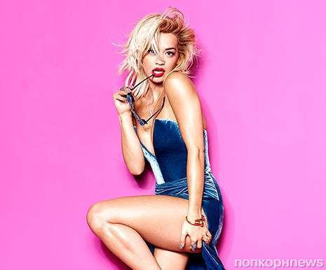 Рита Ора в журнале Cosmopolitan. Декабрь 2014