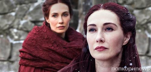 В первой серии 6 сезона «Игры престолов» показали настоящую Мелисандру (видео)