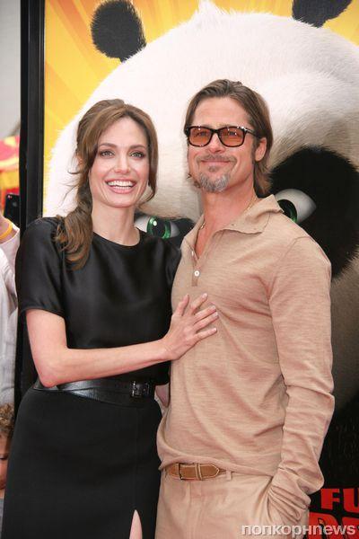 Брэд Питт и Анджелина Джоли поженятся в выходные?