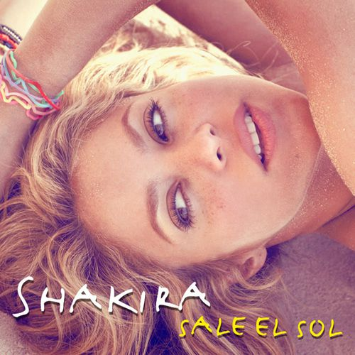 Новый клип Шакиры - Sale el Sol