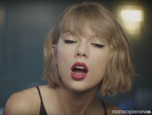 Тейлор Свифт снялась в рекламном ролике Apple Music