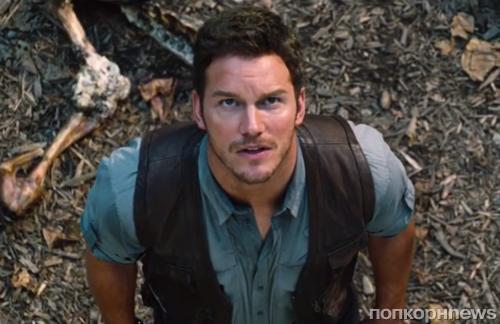Universal показала новый трейлер «Мир Юрского периода»