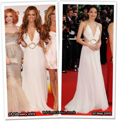 Fashion battle: Кимберли Уолш и Шу Ки