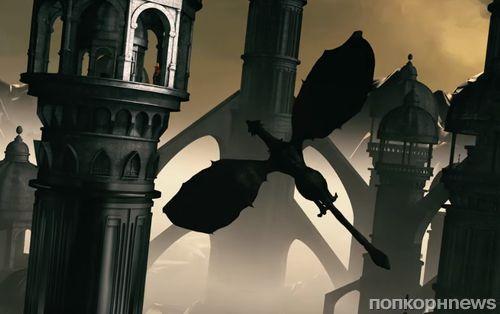 """У """"Игры престолов"""" появится анимационный приквел (видео)"""