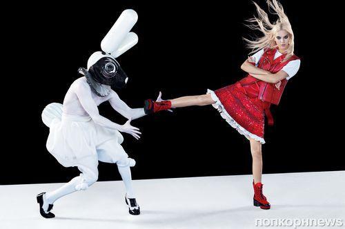 Кендалл Дженнер в «сказочной» фотосессии для Vogue, декабрь 2015
