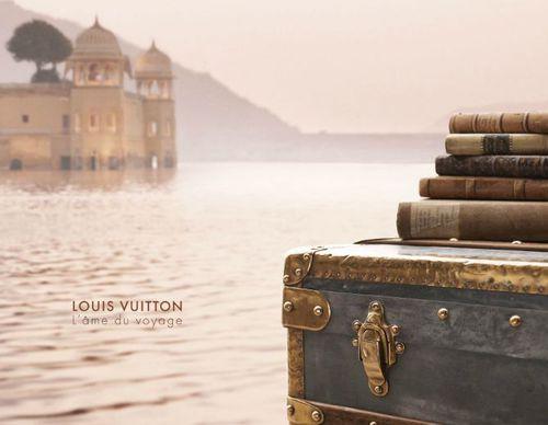 Новая коллекция Louis Vuitton Travel