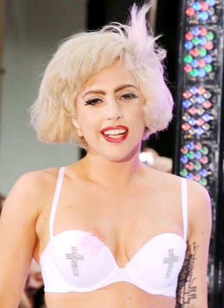 Lady GaGa не хочет быть богатой