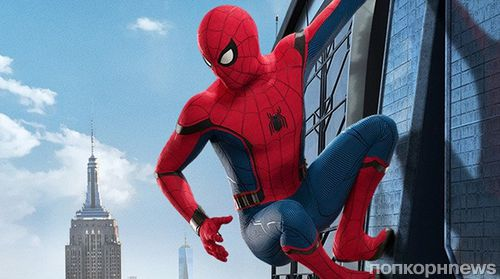 На MTV Movie Awards 2017 показали новый отрывок из «Человек-паук: Возвращение домой»