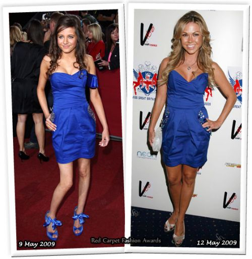 Fashion battle: Мэдэлин Дугган и Адель Сильвер