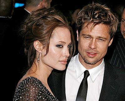 Брэд Питт и Анджелина Джоли: новые опровержения разрыва