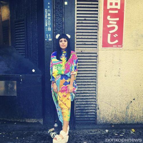 Lady GaGa расстроила японских фанатов