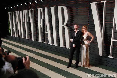 Звезды на вечеринке Vanity Fair  в честь «Оскара»
