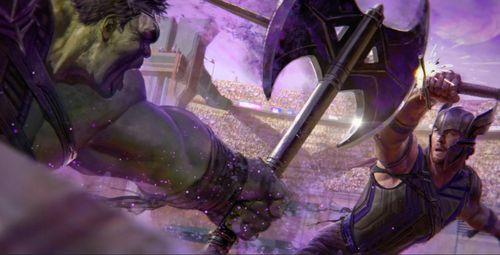 Marvel показала новые концепт-арты «Черной пантеры» и «Тор: Рагнарек»