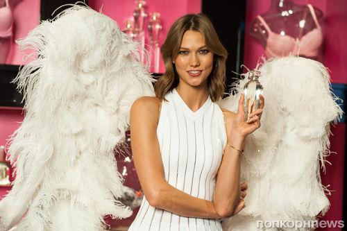 Карли Клосс представила аромат от Victoria's Secret