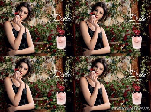 Dolce & Gabbana выпускают новый женский аромат Dolce Rosa Excelsa