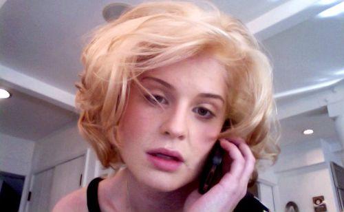 Келли Осборн стала блондинкой для роли в кино