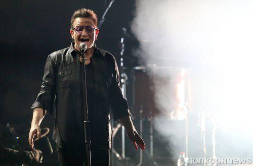 Солист U2 Боно стал самым богатым музыкантом всех времен