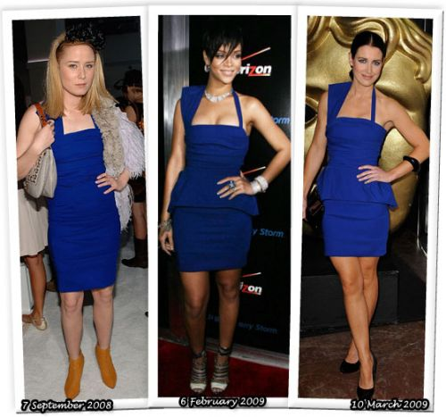 Fashion battle: Розин Мерфи, Рианна и Кирсти Галлахер