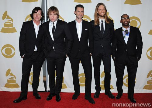 Звезды чествуют группу The Beatles