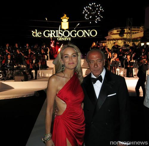 Звезды на вечеринке De Grisogono в Каннах