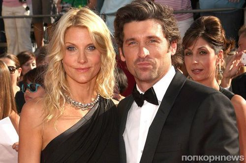 Патрик Демпси и его супруга официально отменили свой развод