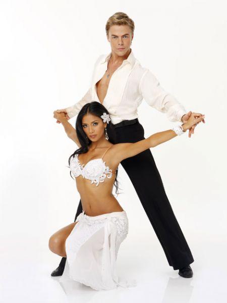 Николь Шерзингер – победительница шоу Танцы со звездами