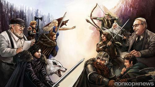 Список литературы на лето: создатель «Игры престолов» назвал топ 5 лучших книг для поклонников сериала
