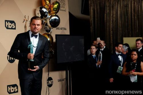 Выживший и Леонардо Ди Каприо получили британский Оскар