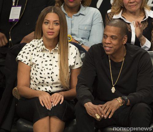 Бейонсе намекнула на проблемы в отношениях с Jay Z