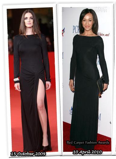 Fashion battle: Паз Вега и Мэгги Кью