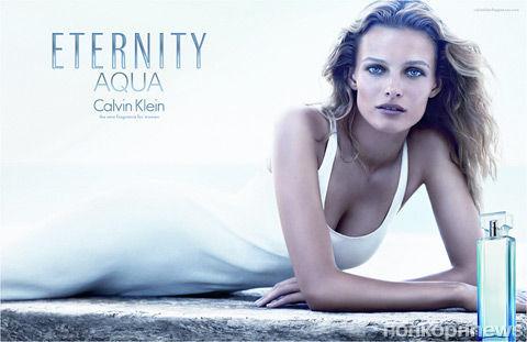Calvin Klein выпускает новый аромат Eternity Aqua
