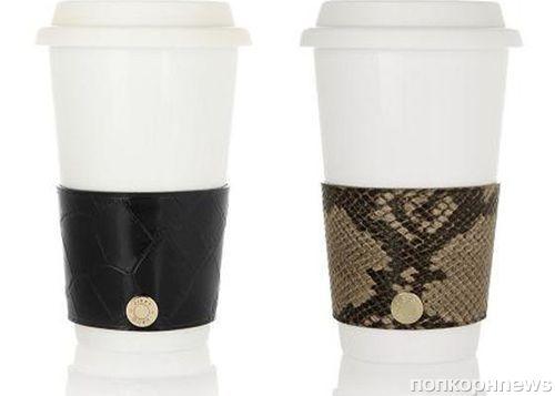 Jimmy Choo создает держатели для кофейных кружек