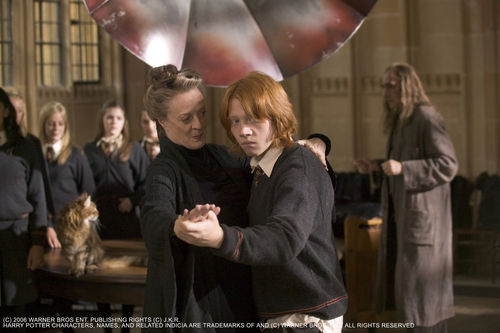 Видео: неловкие моменты из Гарри Поттера