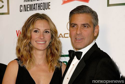 Джулия Робертс и Джордж Клуни подали совместный иск