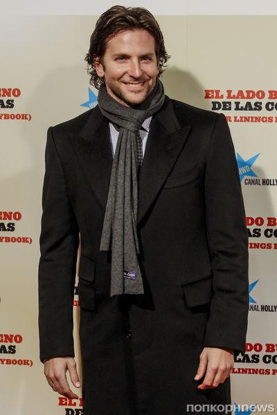 """Брэдли Купер на фотоколле и премьере фильма """"Мой парень - псих"""" в Мадриде"""