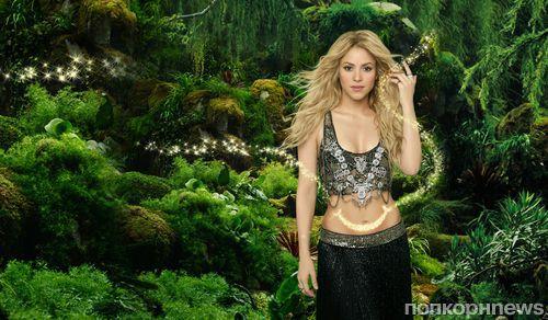 Шакира в рекламном ролике Activia