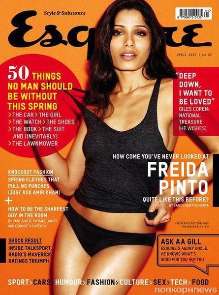 ����� ����� � ������� Esquire ��������������. ������ 2012