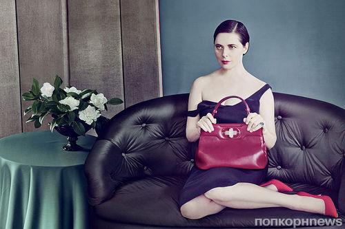 Изабелла Росселлини в рекламной кампании Bulgari: первый взгляд
