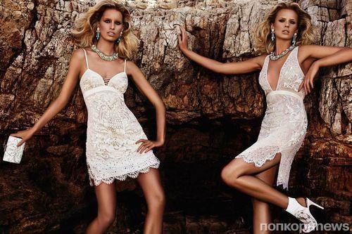 Рекламная Resort кампания 2013 Roberto Cavalli