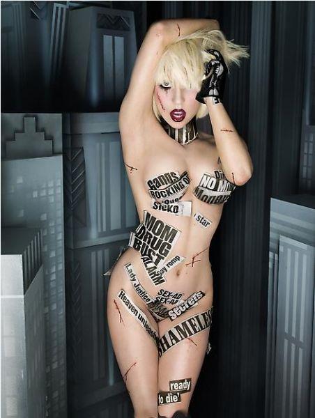 ���������� Lady GaGa �� ������ ���������